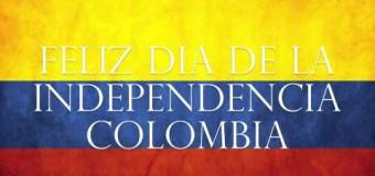 Orgullosos de ser colombianos