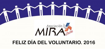 Feliz Día Voluntarios Miraistas -Chile-